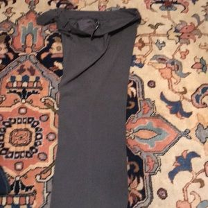Calvin Klein gray pants